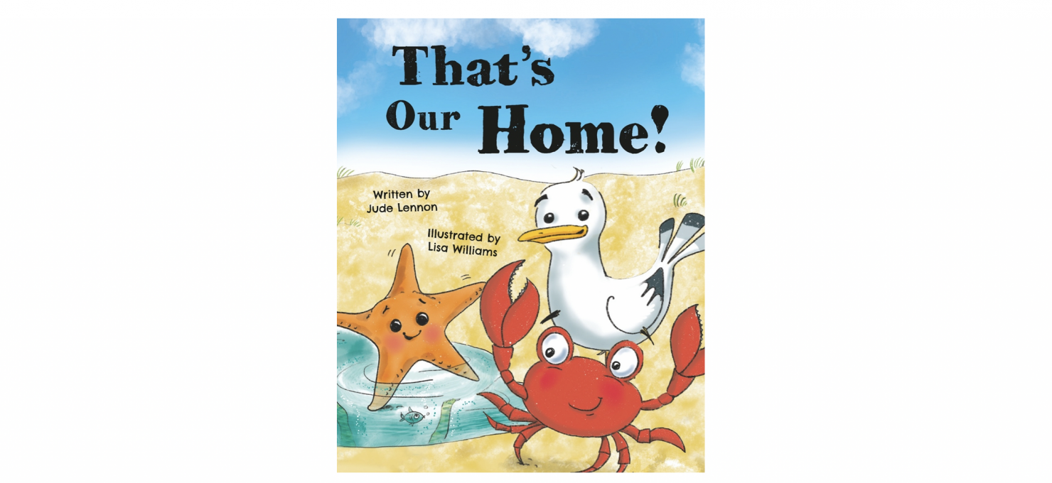 Book competition - Win a copy of That's Our Home
